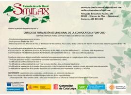 CURSOS DE FORMACIÓN OCUPACIONAL DE LA CONVOCATORIA FOAP 2017