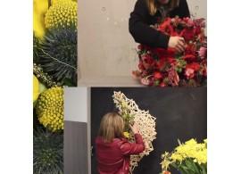 Suscripción Mensual Floral Notes