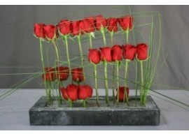 Cursos semipresenciales oficial mayor florista: 130 h