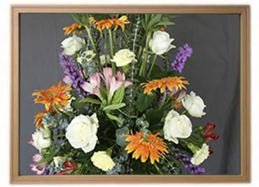 Cursos Auxiliar Florista: 75 h